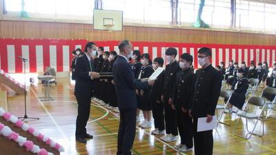 2年3学期北中賞1